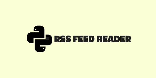 RSS Feed Reader using Python and Beautiful Soup 4