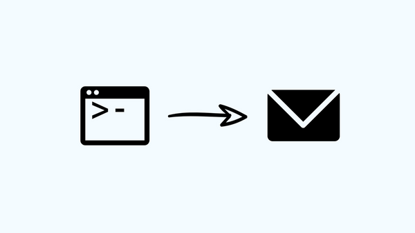 Send Emails from Shell Script using Pepipost